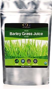 Optimally Organic Barley Grass Juice Powder