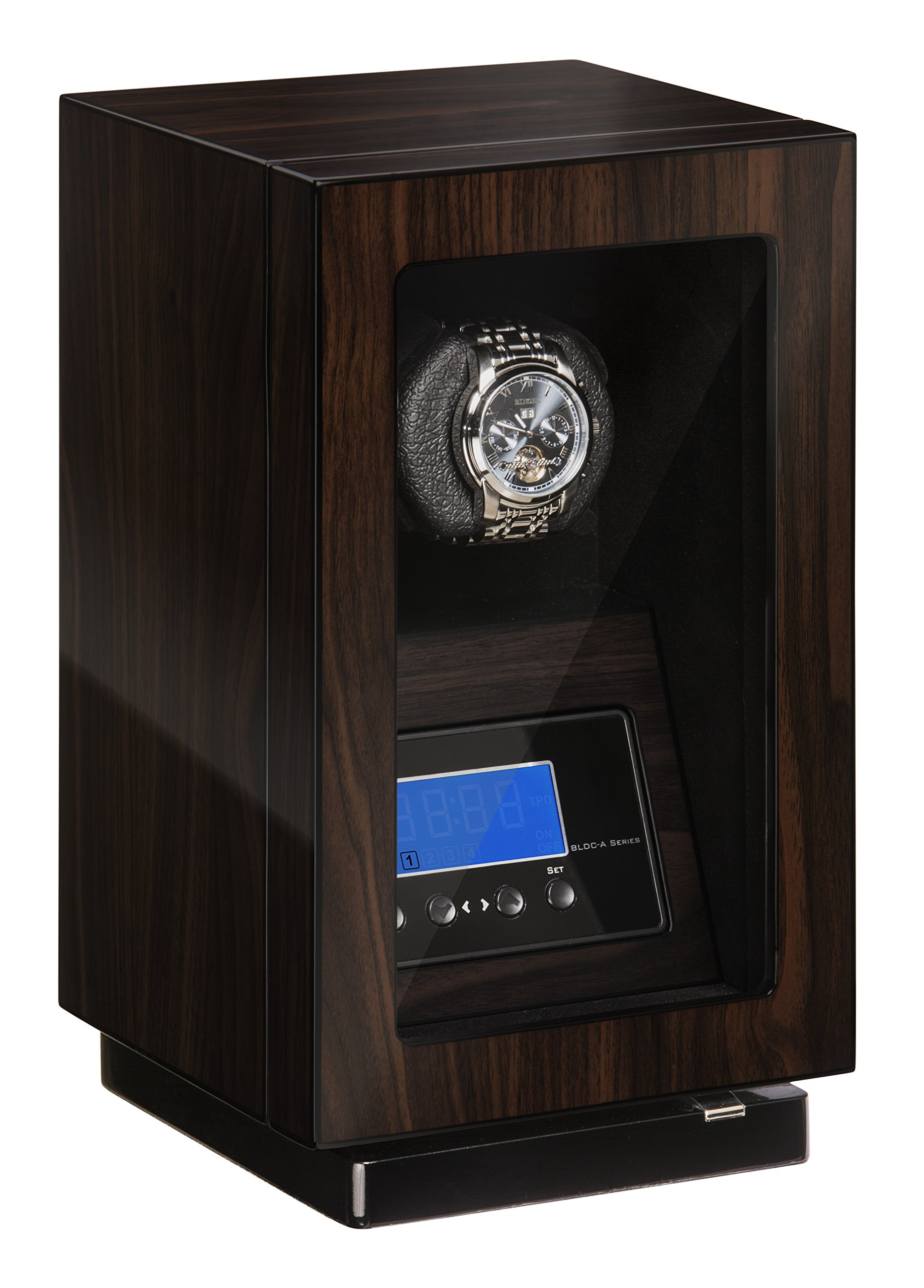 BOXY Automatic Single Watch Winder with Brushless DC (BLDC) Motor