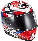 ショウエイ(SHOEI)ヘルメット Z-7 RUMPUS_TC-1(RE/WH)_L NK847276
