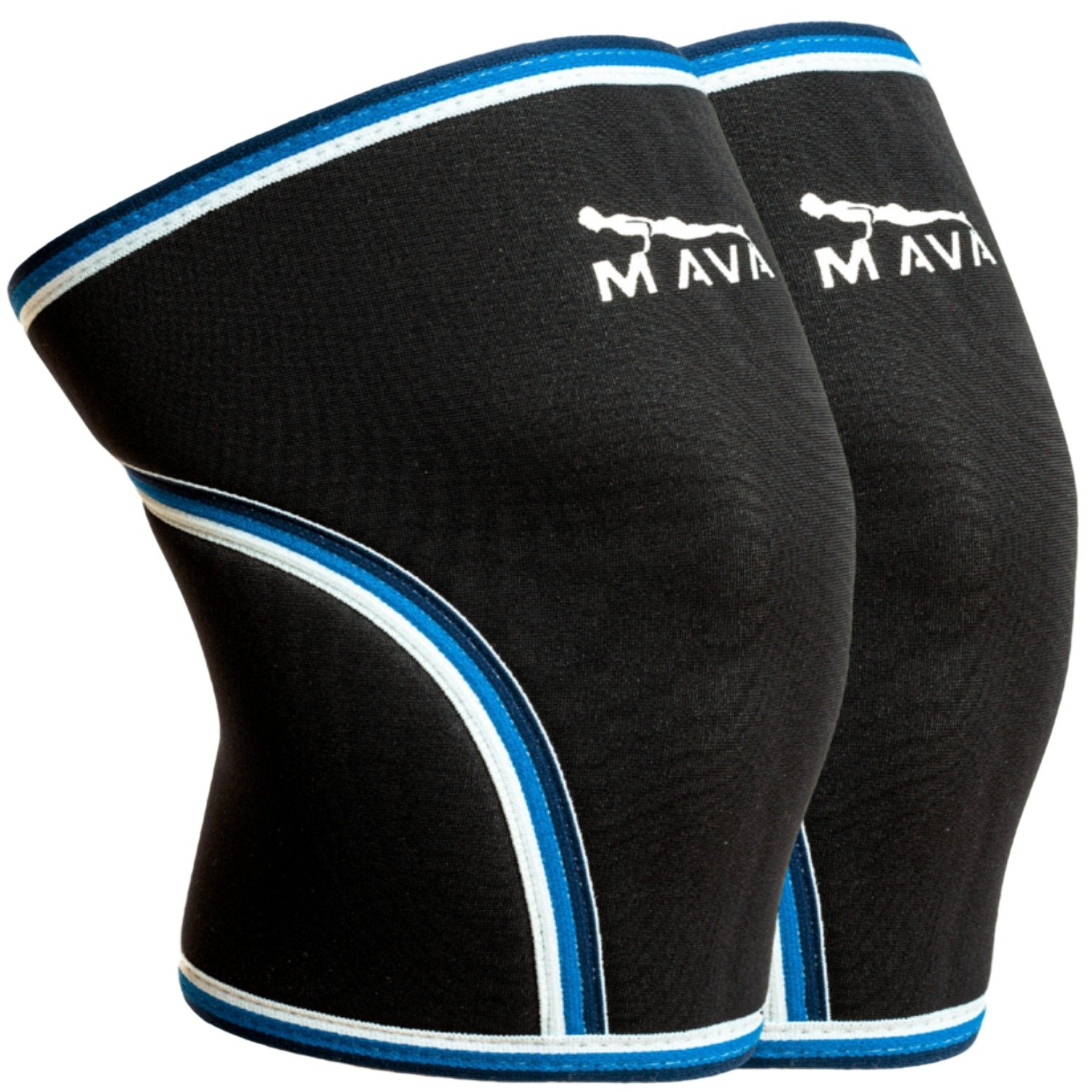 Mava Sports Knee Compressions Sleeves