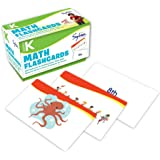 Kindergarten Math Flashcards: 240 Flashcards for Building Better Math Skills Based on Sylvan's Proven Techniques for Success (Sylvan Math Flashcards)