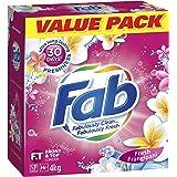 Fab Fresh Frangipani Laundry Powder Detergent 4Kg