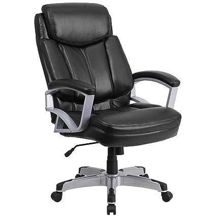 amazon com flash furniture hercules series big tall 500 lb rated