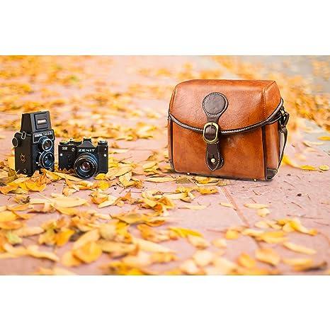 Amazon.com: Topixdeals bolsa para cámara a prueba de ...