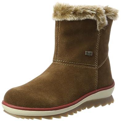 guter Service günstig kaufen große sorten Rieker Mädchen K4373 Schneestiefel: Amazon.de: Schuhe ...