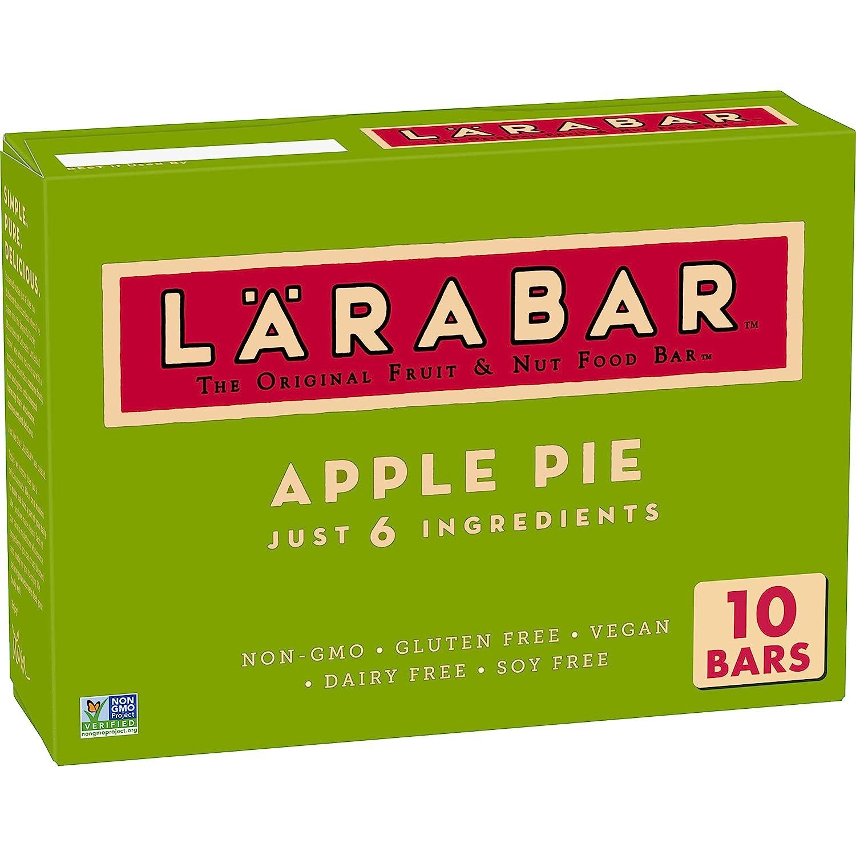 Larabar Gluten Free Bar Apple Pie, Whole 30 Compliant, 16 oz