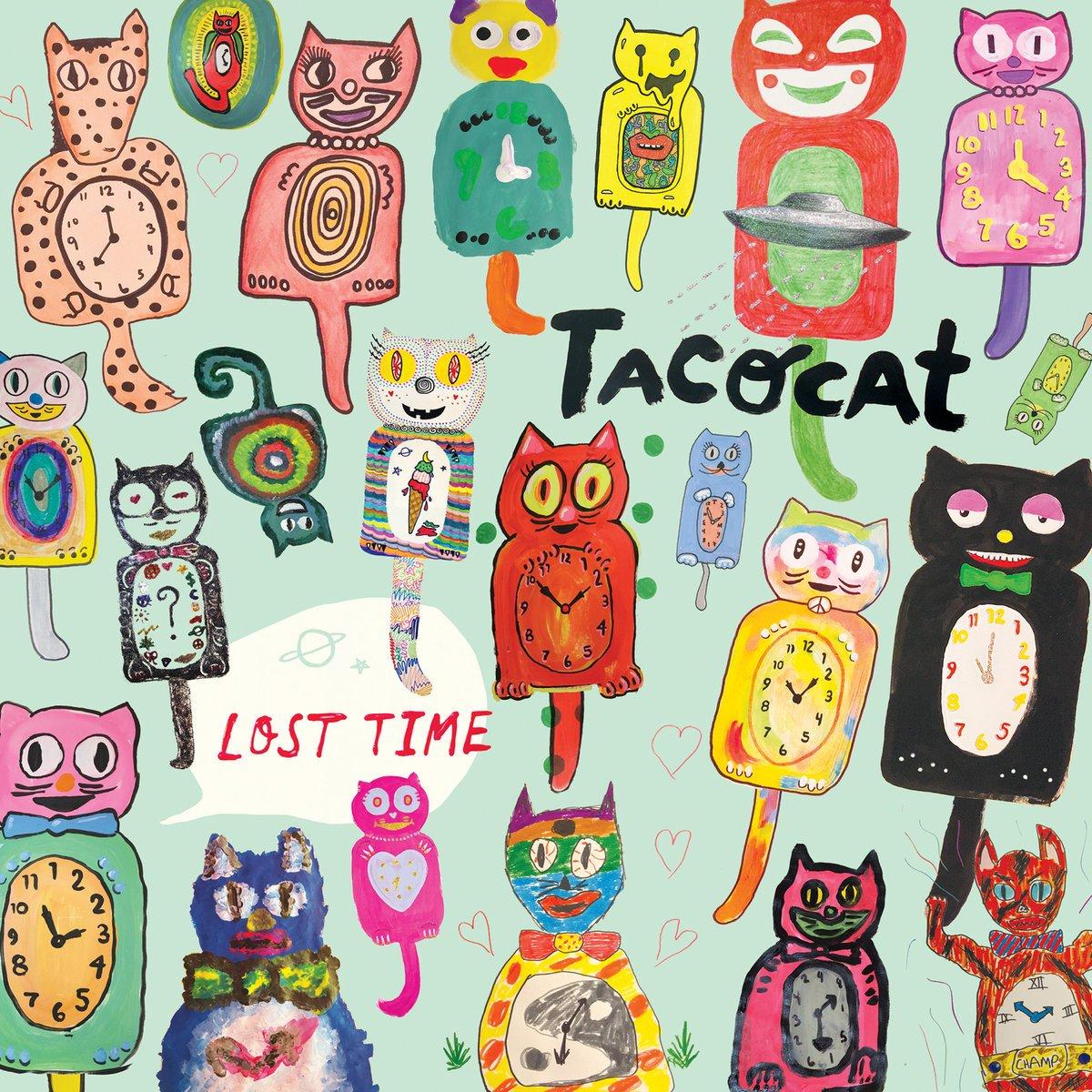 TACOCAT - LOST TIME (DLCD)