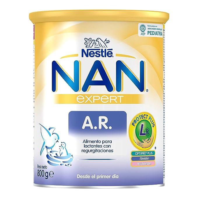 NAN AR - Alimento en polvo para lactantes con regurgitaciones - Desde el primer día - 800g