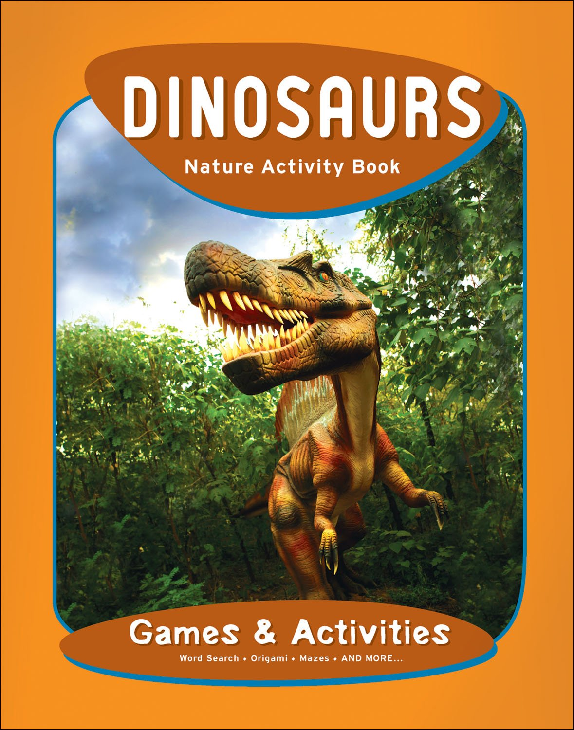Download Dinosaurs Nature Activity Book (Nature Activity Book Series) pdf epub