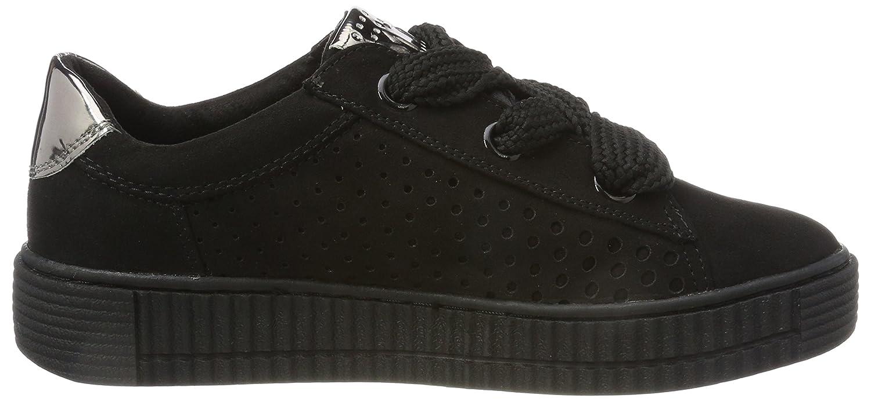 MARCO TOZZI TOZZI MARCO Damen 23750 Sneaker Schwarz (schwarz Comb) a77361