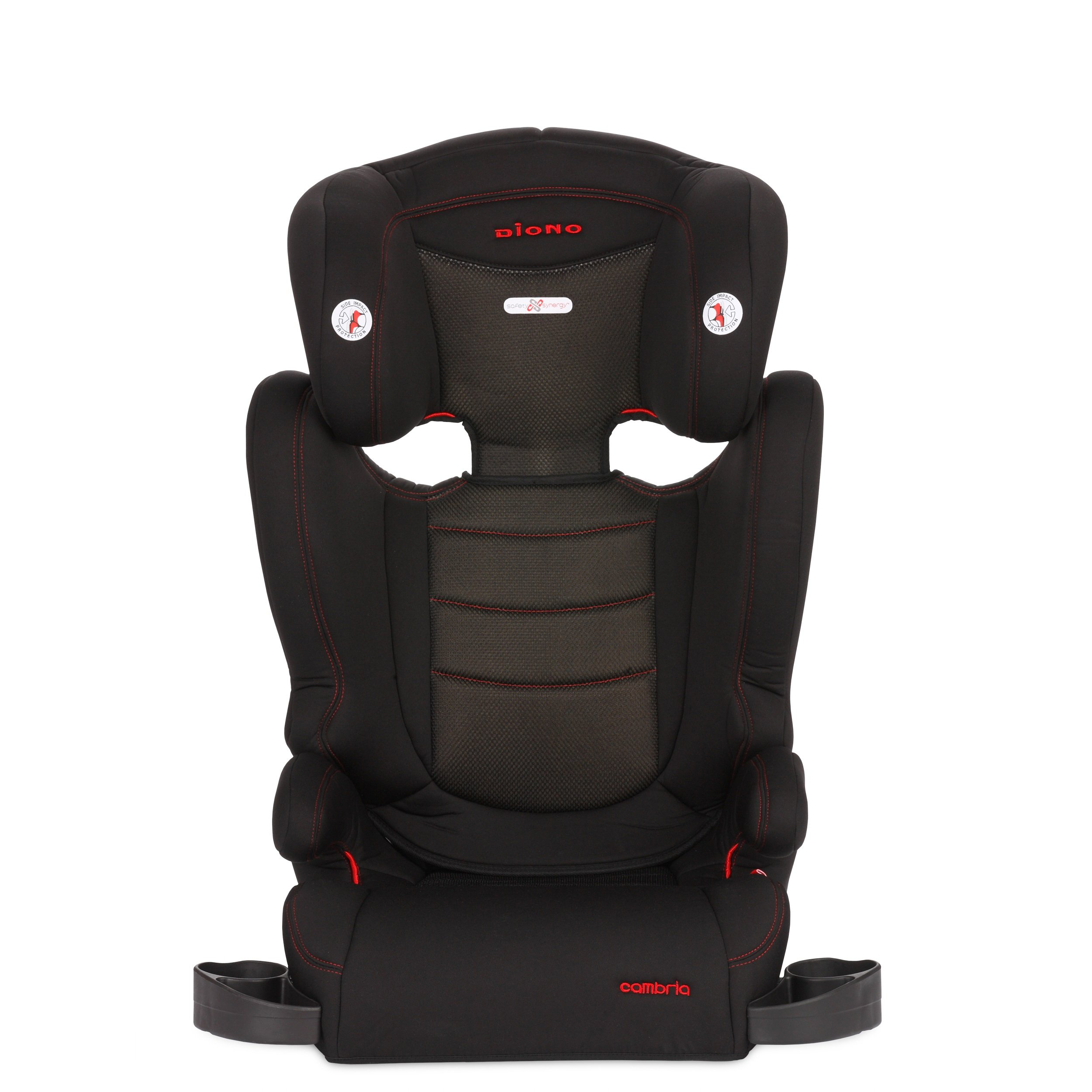diono cambria highback booster car seat graphite amazon. Black Bedroom Furniture Sets. Home Design Ideas