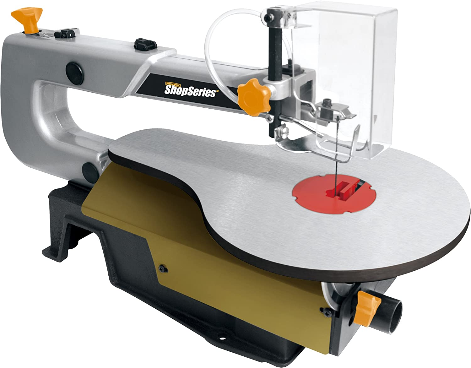 "ShopSeries RK7315 16"" Scroll Saw – Best Runner Up"