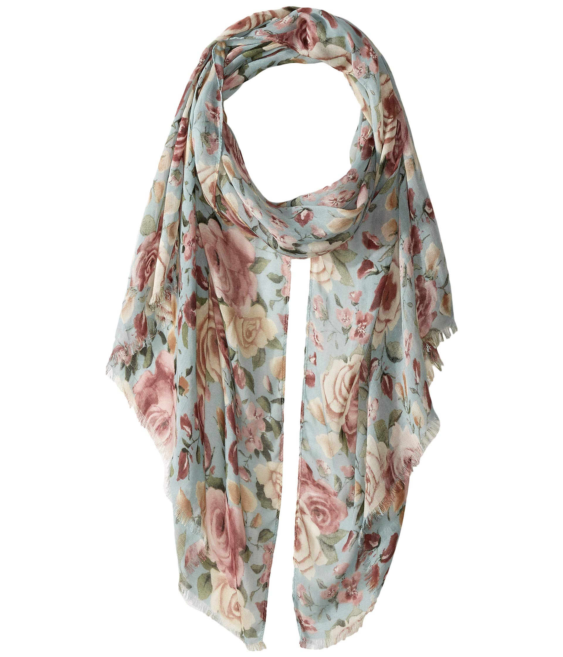 Patricia Nash Women's Scarf Crackled Rose One Size