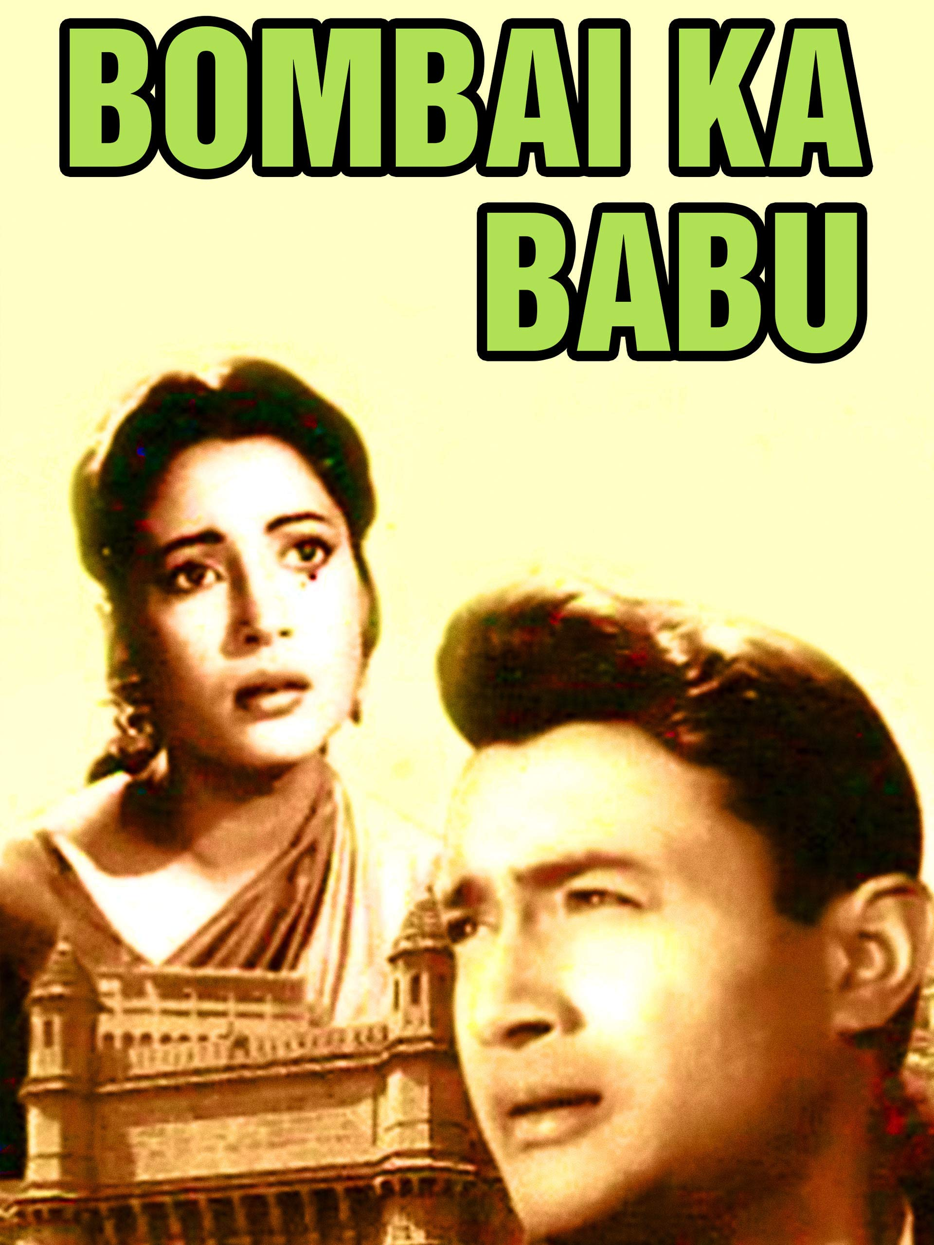 Watch Bombai Ka Babu Prime Video