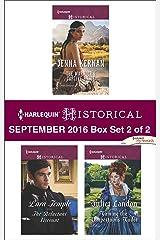 Harlequin Historical September 2016 - Box Set 2 of 2: An Anthology
