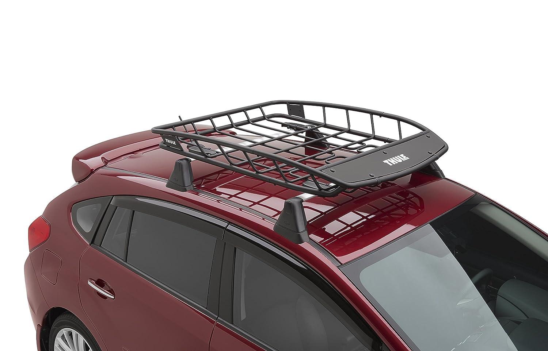 Subaru SOA567C010 Heavy Duty Roof Cargo Basket Thule