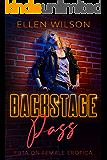 Backstage Pass: Futa on Female Erotica