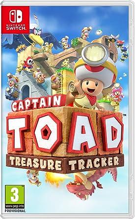 Captain Toad: Treasure Tracker - Nintendo Switch [Importación ...