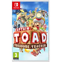 CAPTAIN TOAD :TREASURE TRACKER
