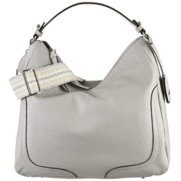 abro Beuteltasche Calf Shimmer in Stone ab 28393 23 47