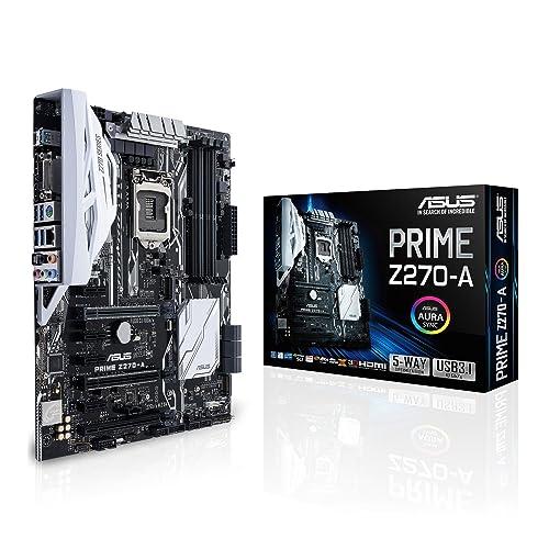 Asus Prime Z270-A – Miglior rapporto qualità prezzo