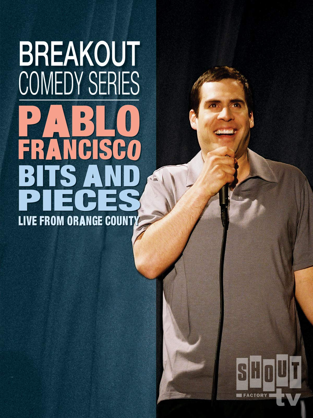Pablo Francisco: Bits And Pieces - Live From Orange County on Amazon Prime Video UK