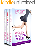 WOMEN RUNNING WILD, BOX SET