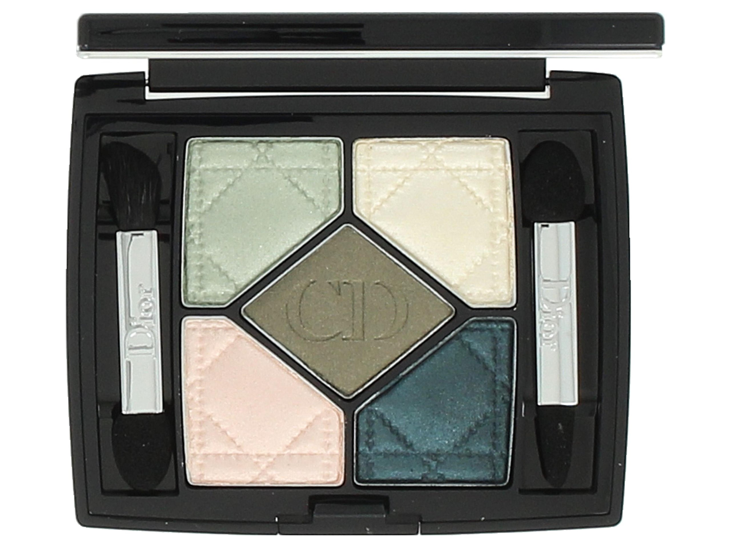 Christian Dior 5 Couleurs Couture Colors and Effects Eye Shadow, Palette No. 456 Jardin, 0.21 Ounce