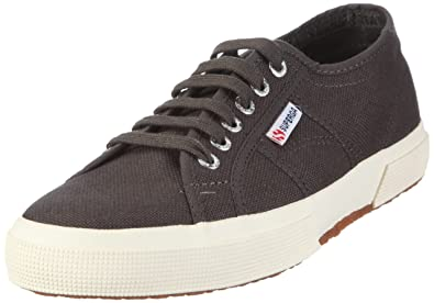 Superga - 2750 Cotu, Sneaker Unisex - Adulto, Grigio (Dark Grey),