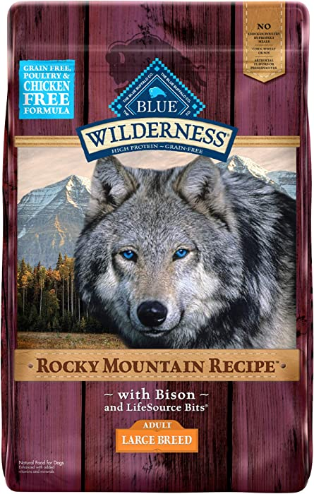 Top 9 Wilderness Bison Dog Food