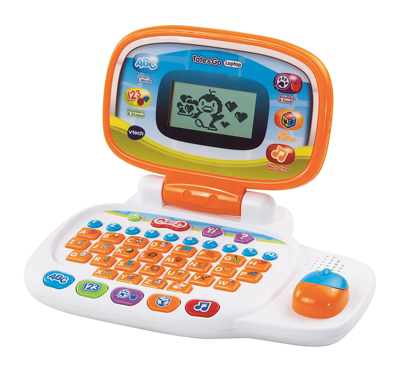 Amazon.es: VTech Tote and Go - Computadora portátil para niños (80-155400)