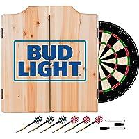 Trademark AB7010-BL Gameroom - clóset para dardos (incluye dardos y tablero)