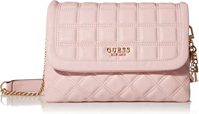 Guess Kamina Bag with Flap Blush