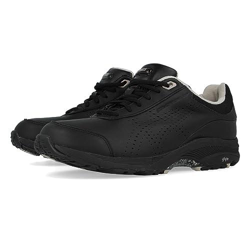 Asics GEL-CARDIO ZIP 2 - Zapatos de senderismo de cuero mujer: Amazon.es: Zapatos y complementos