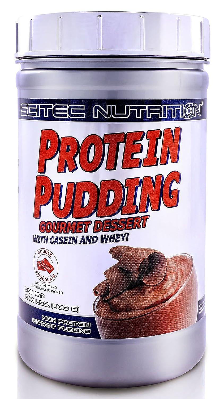 body science casein pudding