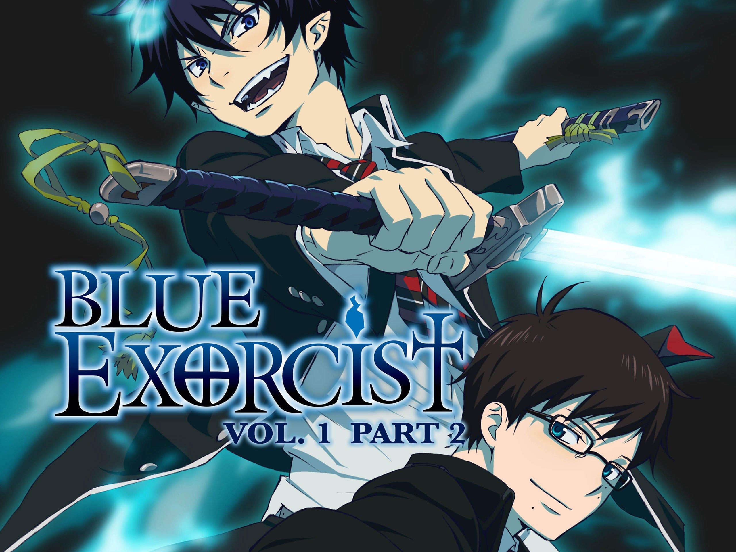 Amazon Blue Exorcist Season 2