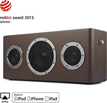 GGMM M4 Wireless Speaker for Music Streaming [Apple Airplay Certified]