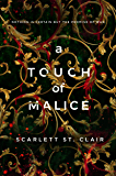 A Touch of Malice (Hades & Persephone Book 3)