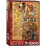 EuroGraphics The Fulfillment by Gustav Klimt 1000 Piece Puzzle
