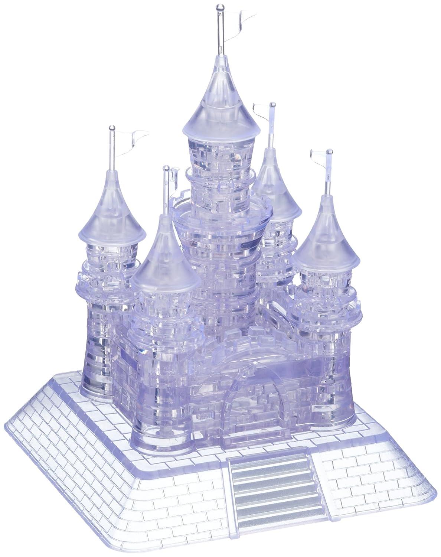 HCM Kinzel 9002 - Crystal Puzzle: Große Crystal Puzzle - Schloss HCM09002 Architektur