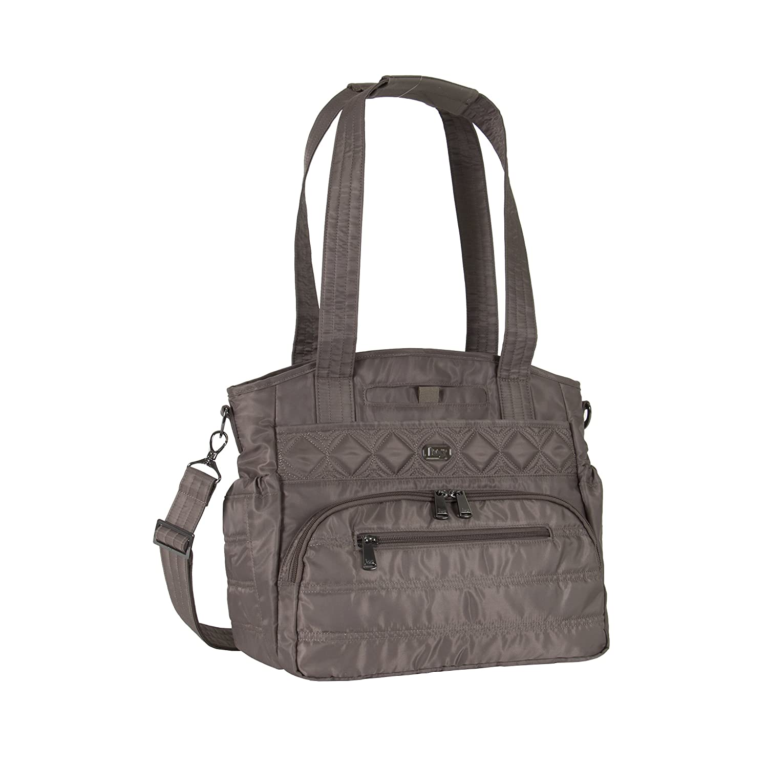 Lug Women's Windjammer Everyday Travel Tote, Walnut Brown, One Size LUGCA WINDJAMMER.v.2-WALNUT BROWN