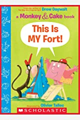 This Is MY Fort! (Monkey and Cake) Kindle Edition