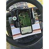 Caddie Buddy Golf Cart Steering Wheel Phone Mount/Scorecard Pro
