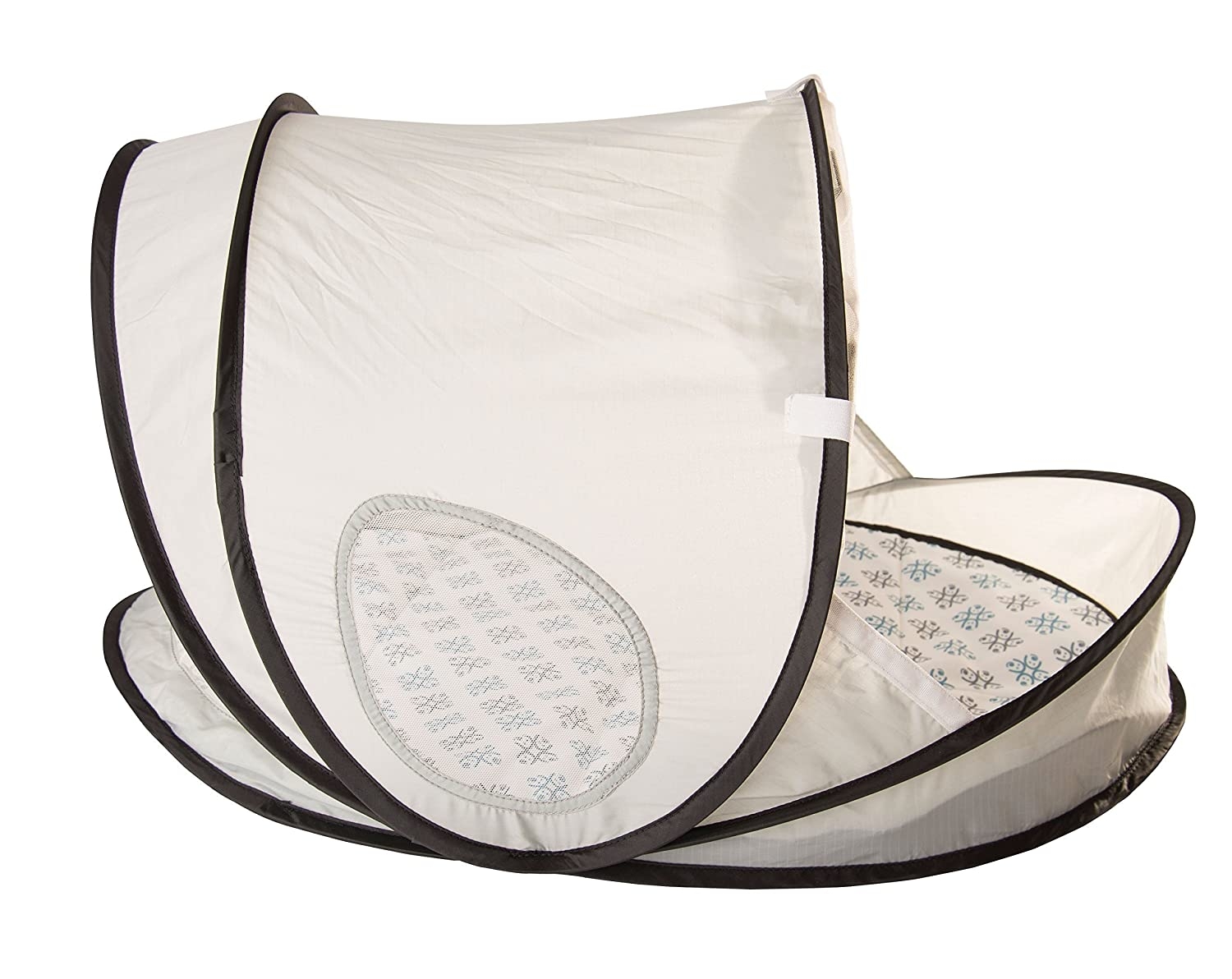 amazoncom  equiptbaby portable collapsible bassinet for babies  - amazoncom  equiptbaby portable collapsible bassinet for babies  familieson the move  baby