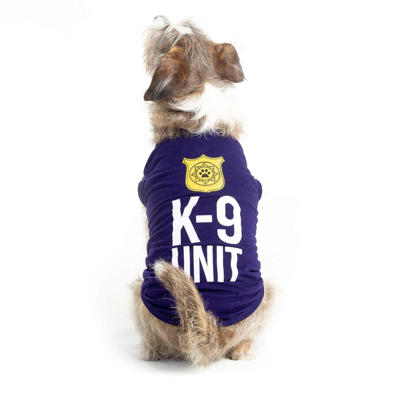 Amazon.com: K-9 - Disfraz de policía canina para Halloween ...