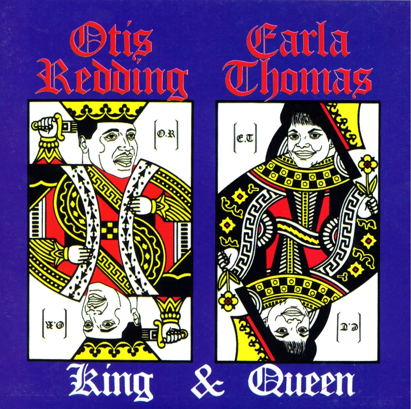 King And Queen by REDDING/THOMAS