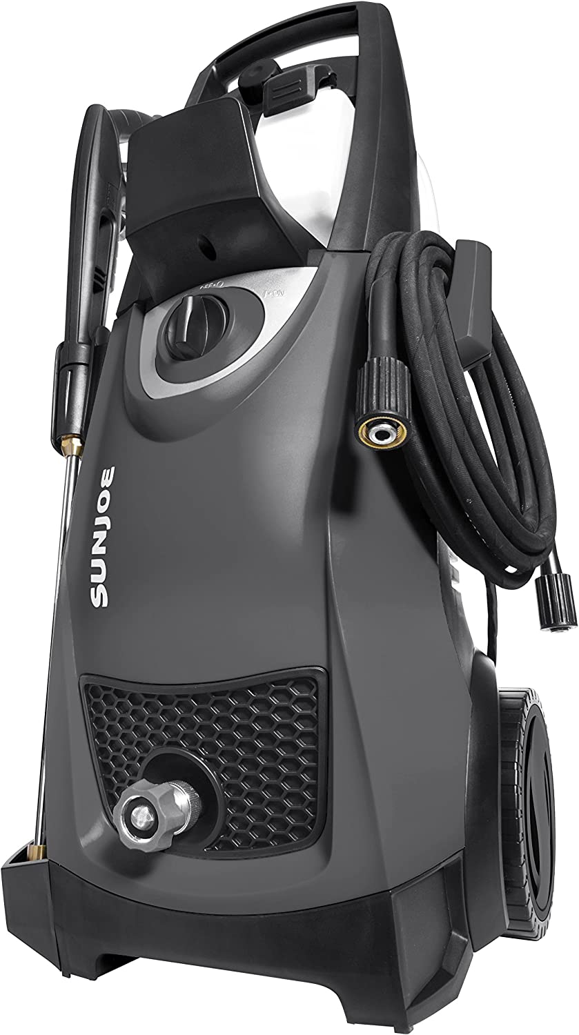 PRYMAX Pressure Washer 3000 PSI 1.85 GPM Brushless Induction Car Electric Power Washer with Foam Cannon and Interchangeable Nozzles