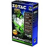ZOTAC GeForce 8400 GS 512 MB 64-Bit DDR2 PCI Express 2.0 x16 HDCP Ready Low Profile Ready Video Card (ZT-84MEH4M-FSL)