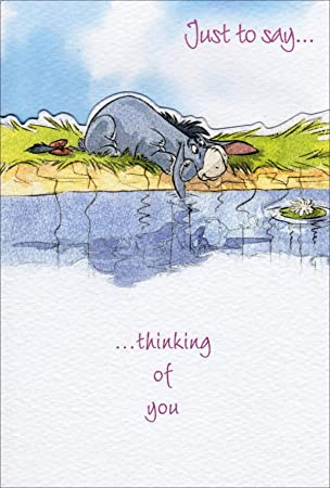 Image result for thinking of you eeyore