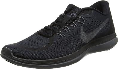 Nike Flex 2017 RN, Zapatillas de Running para Hombre, Negro (Black/Mtlc Hematite/Anthracite/Dark Grey 005), 40 EU: NIKE: Amazon.es: Zapatos y complementos